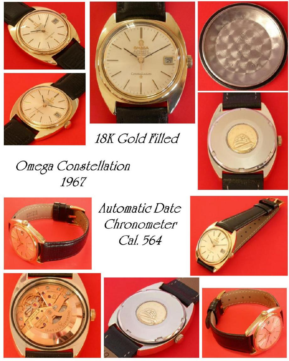 Omega Constelation 1967